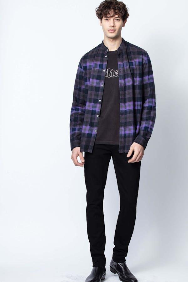 Torrol Check Shirt