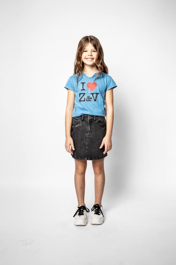 Child's Ann Skirt