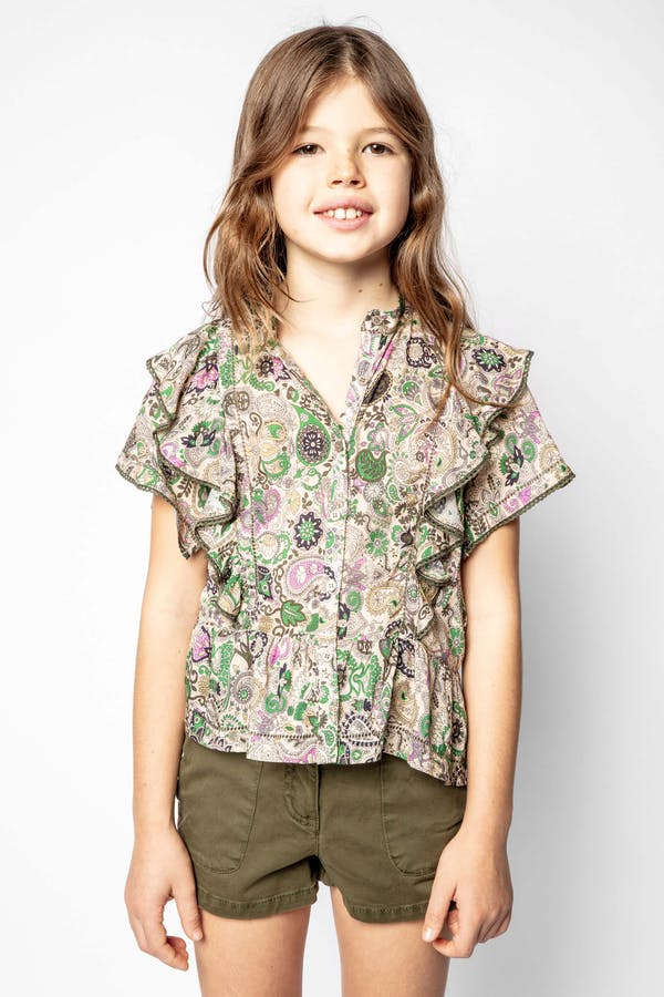 Child's Sahara Shirt