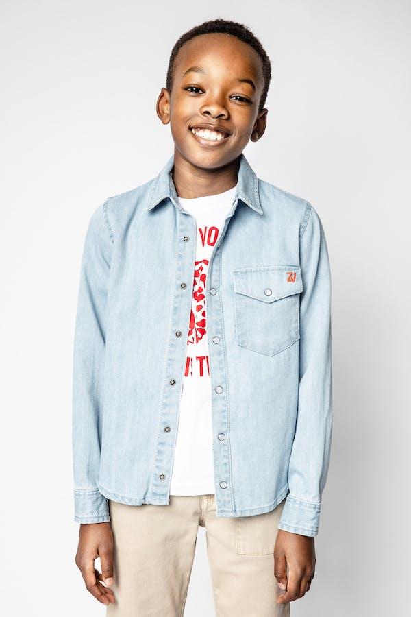 Child's Eddy Shirt