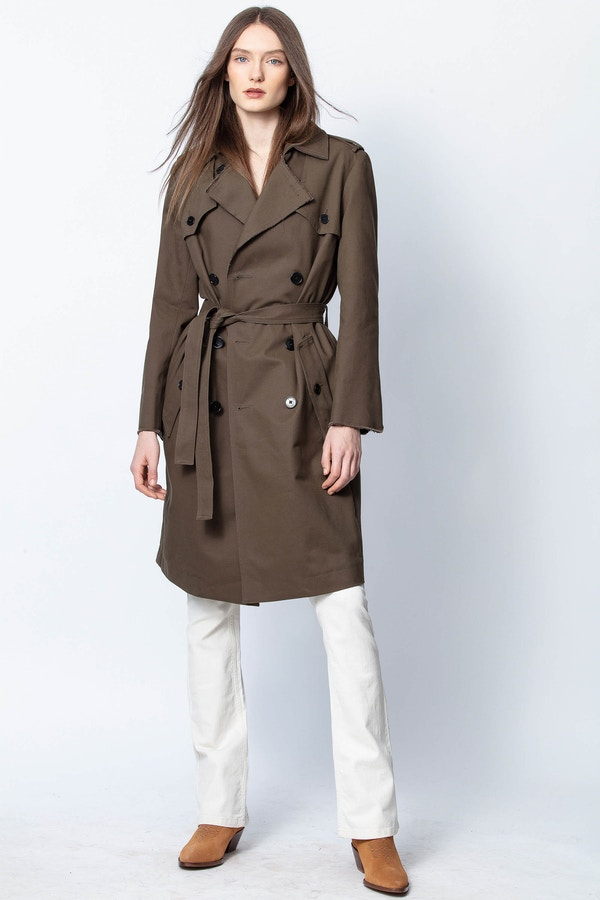 Mia Trench Coat
