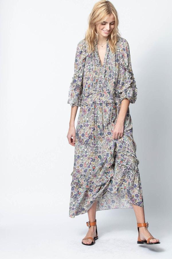 Realize Print Mandala Dress
