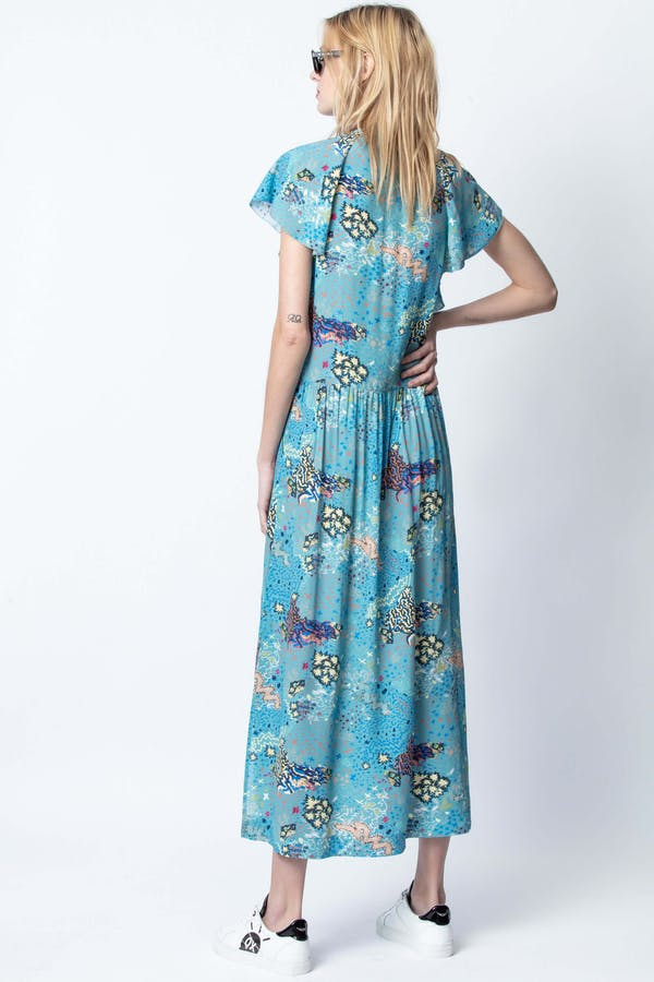 Ruskie Glam Rock Dress