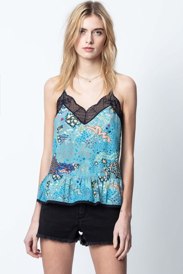 Celest Glam Rock Camisole