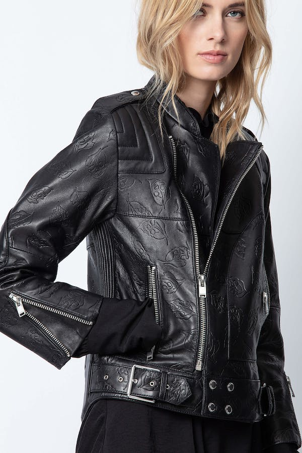 Liliam Leather Jacket