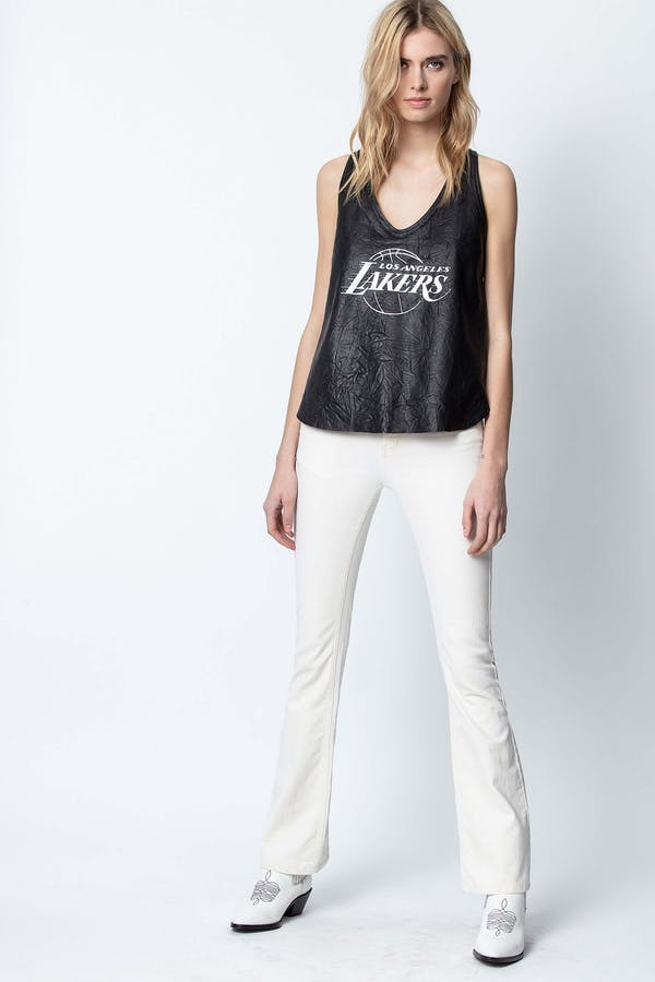 Tander NBA Leather Top