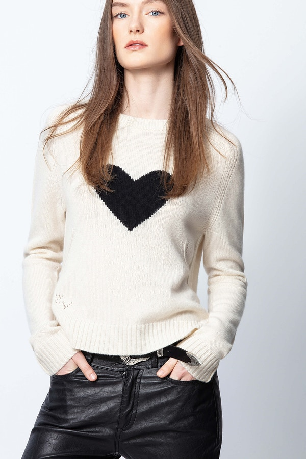 Lili Heart Sweater