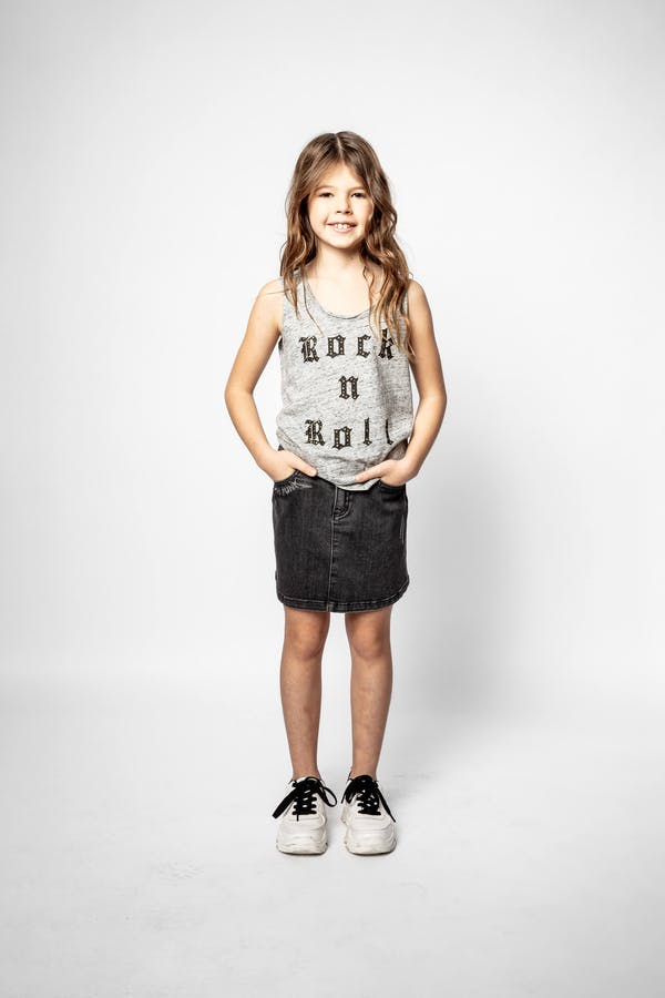 Child's Bonnie tank top