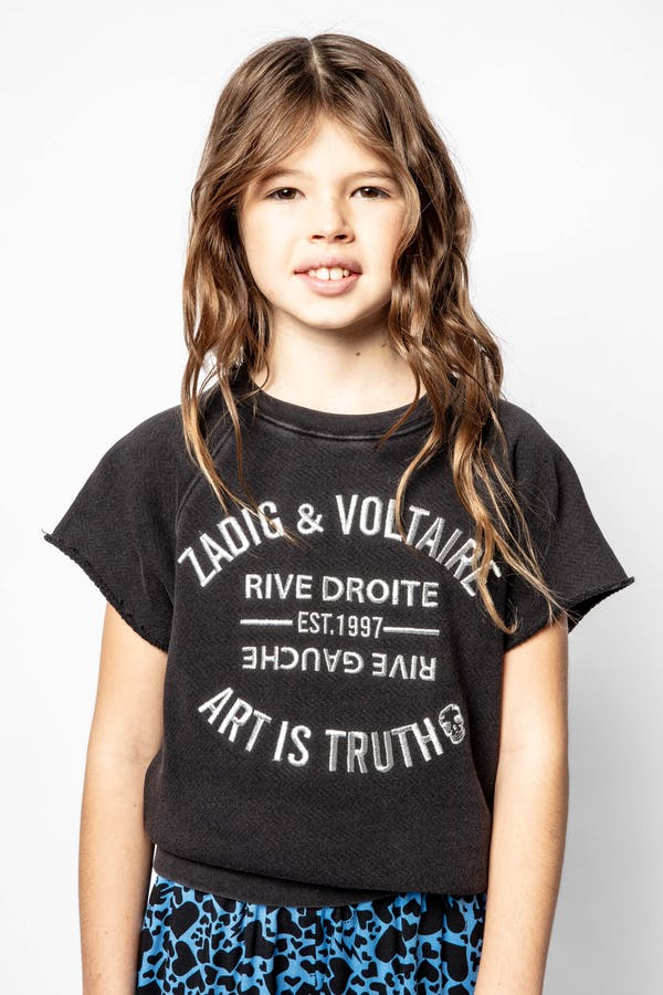 Child's Portland sweatshirt