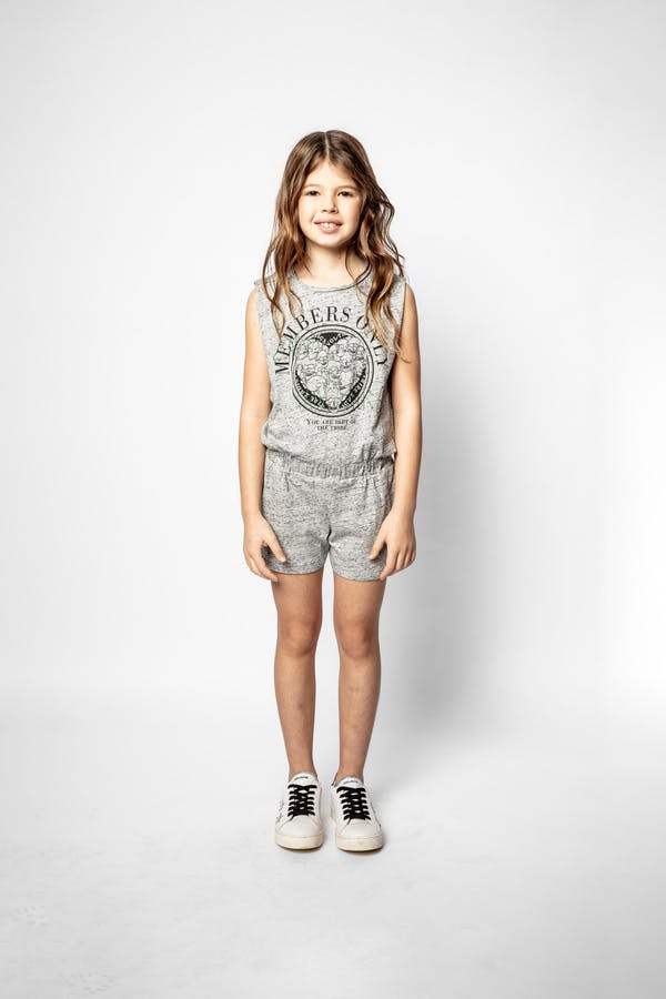 Child's Naomi Romper