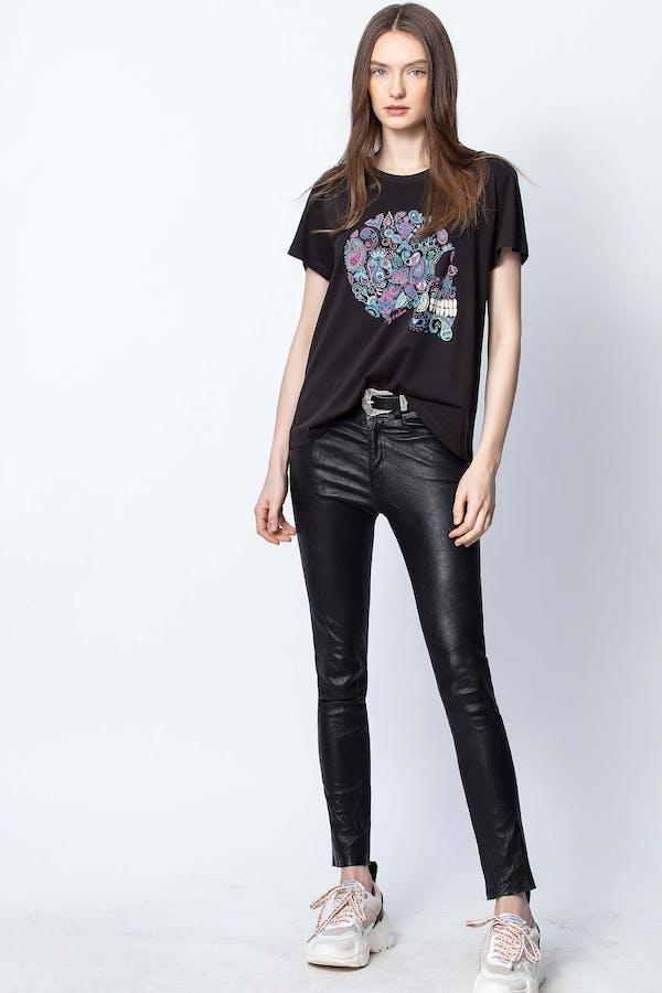 Redo Mandala Skull T-Shirt