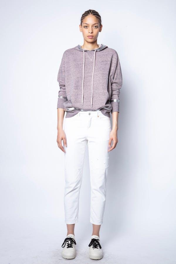Spencer Foil Sweatshirt