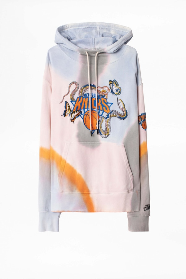Wallace NY Knicks Sweatshirt