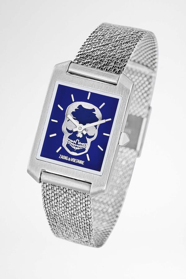 Skull Timeline Watch