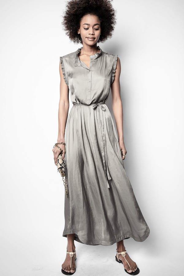 Raos Satin Dress