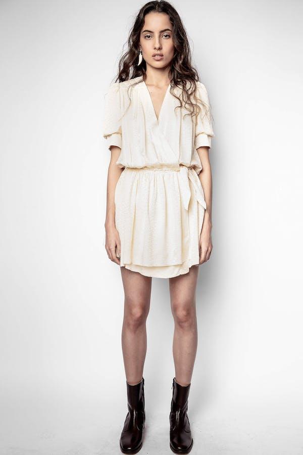 ZV Betty Jacquard Dress
