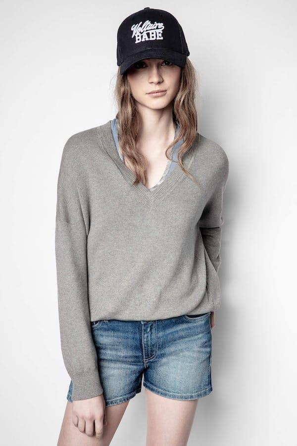 Brumy Cashmere Smoo Sweater