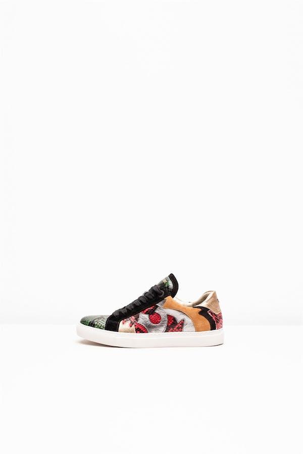 Zv1747 Nash Snake Sneakers