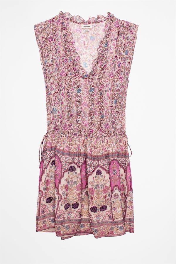 Rimana Print Dress