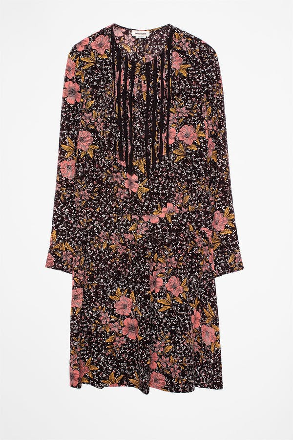 Remus Print Dress