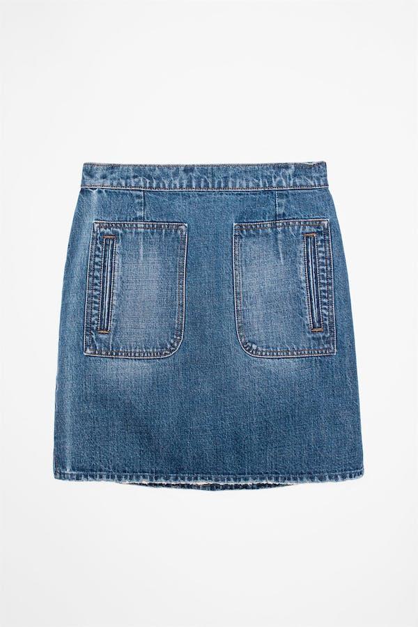 Juny Bleu Skirt