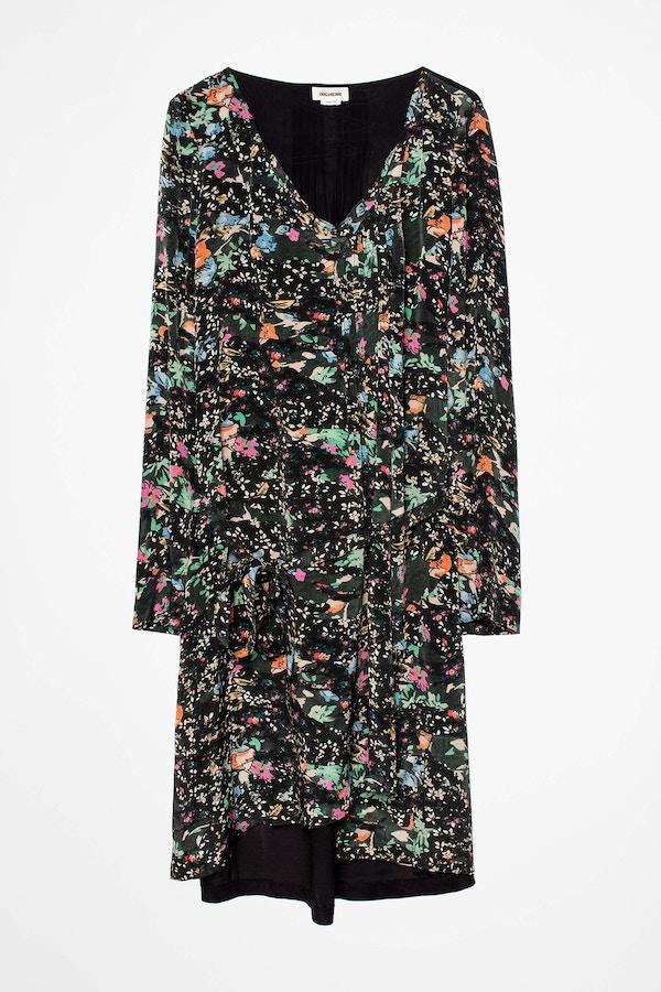 Rossignol Print Dress