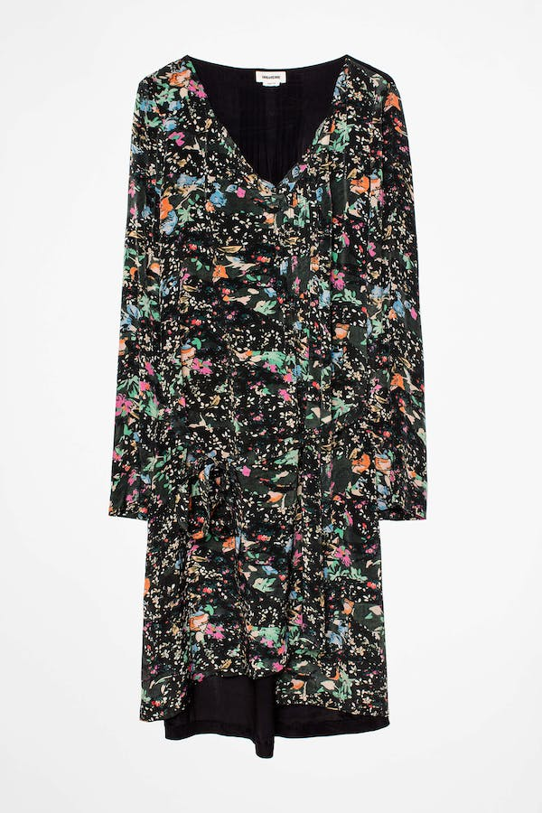 Rossignol Print Dress