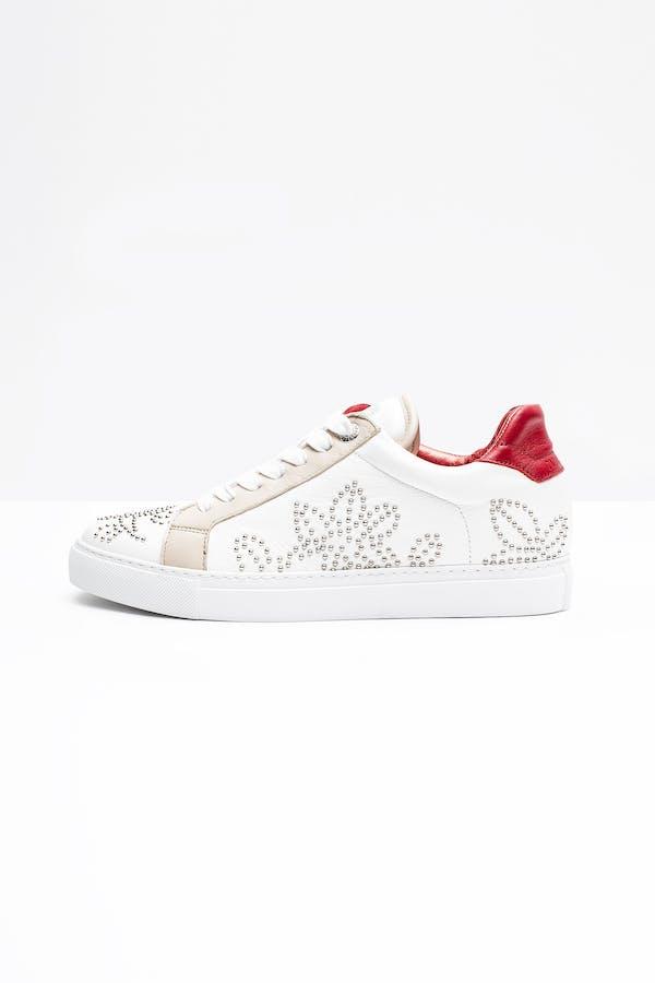 Zv1747 Pink Sneakers