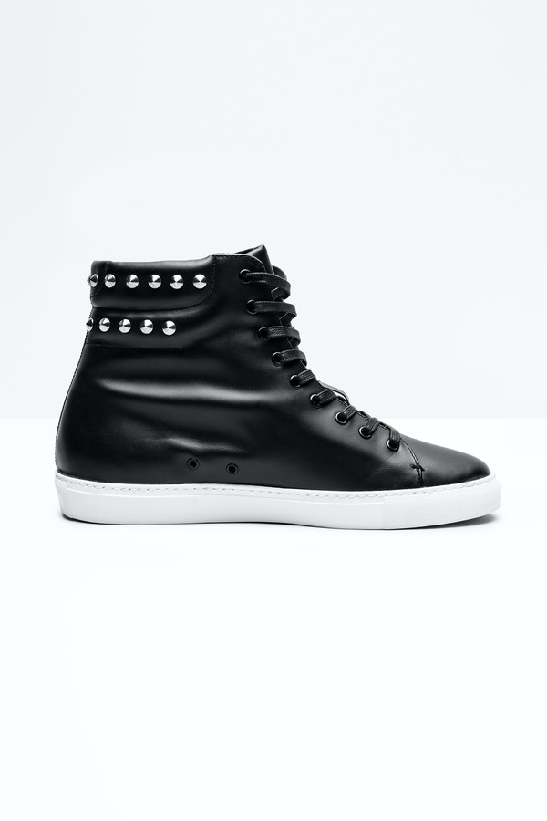 Frank Men Spike Sneakers