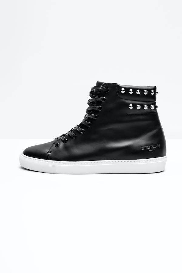 Frank Men Spike Sneakers