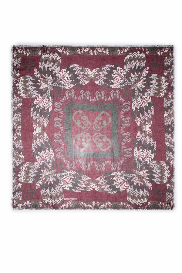 Kerry Feather Butterfly scarf