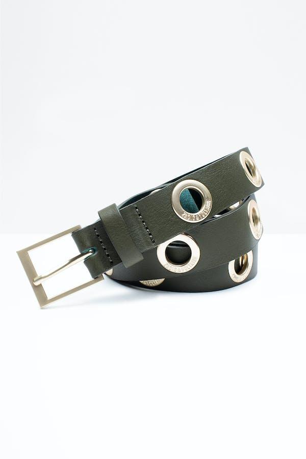 Eyelets Belt