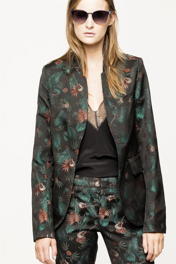 Very Jungle Blazer
