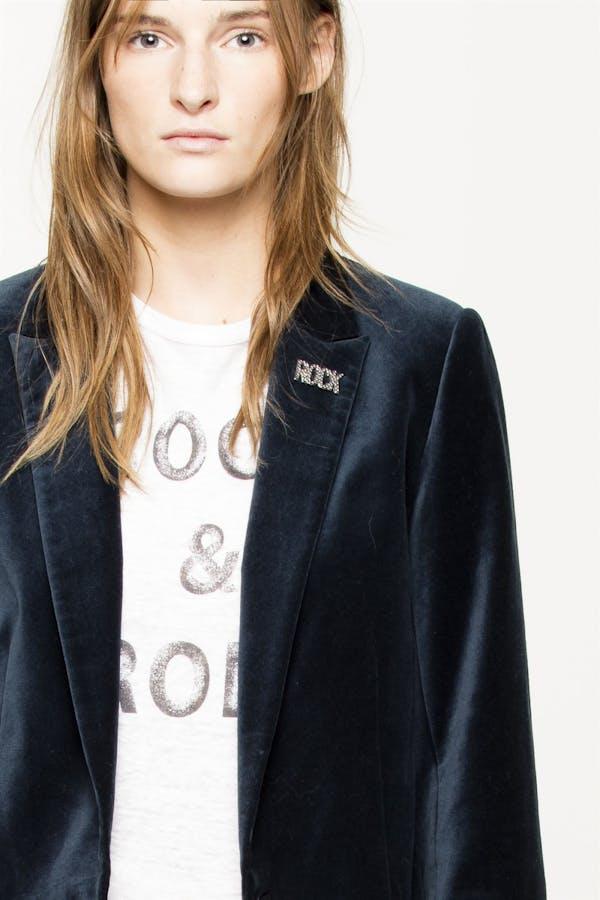 Viva Velvet jacket