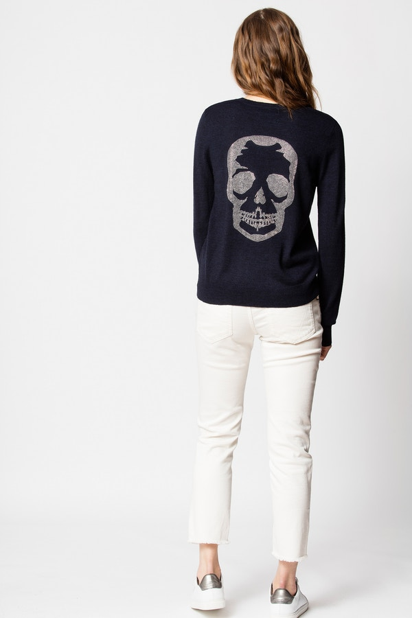Miss M Skull Jumper