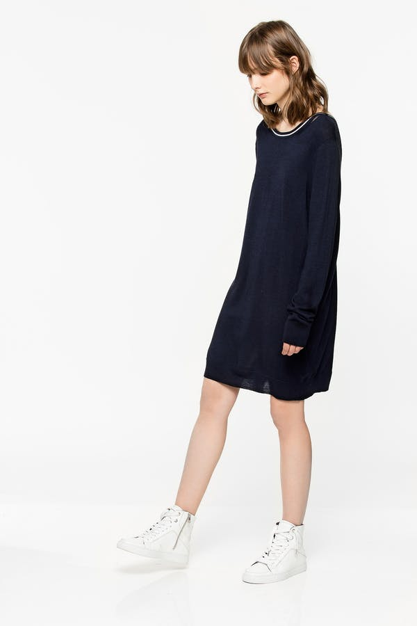 Merino May Dress