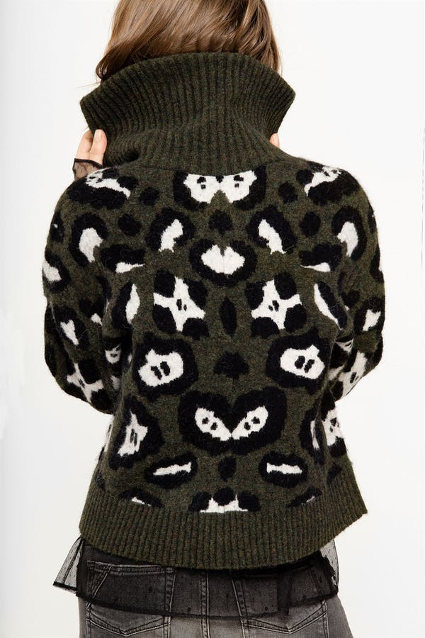 Taliah sweater