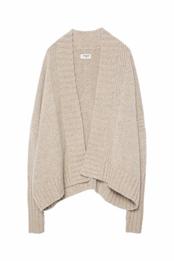 Tanya Tweed Deluxe Cashmere cardigan