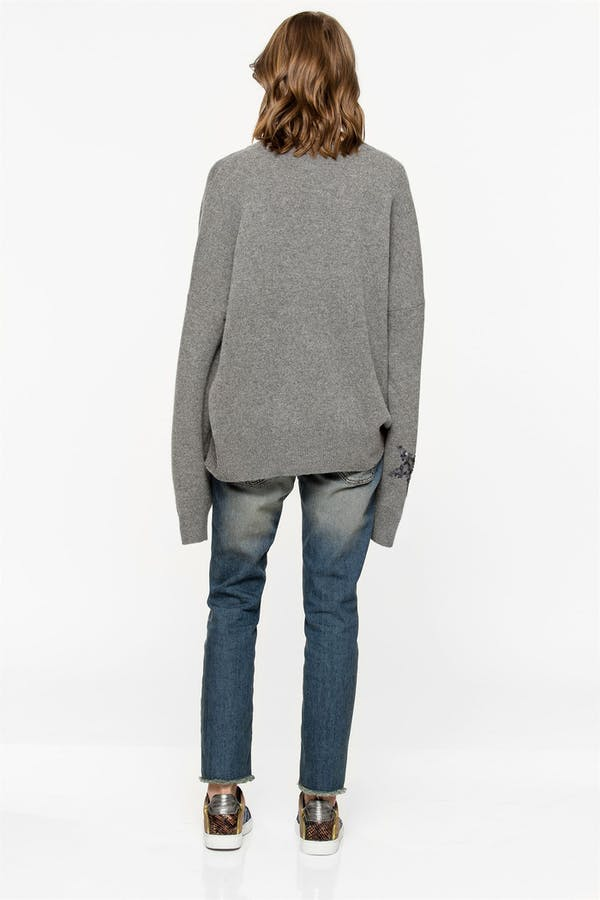 Rony Patch sweater