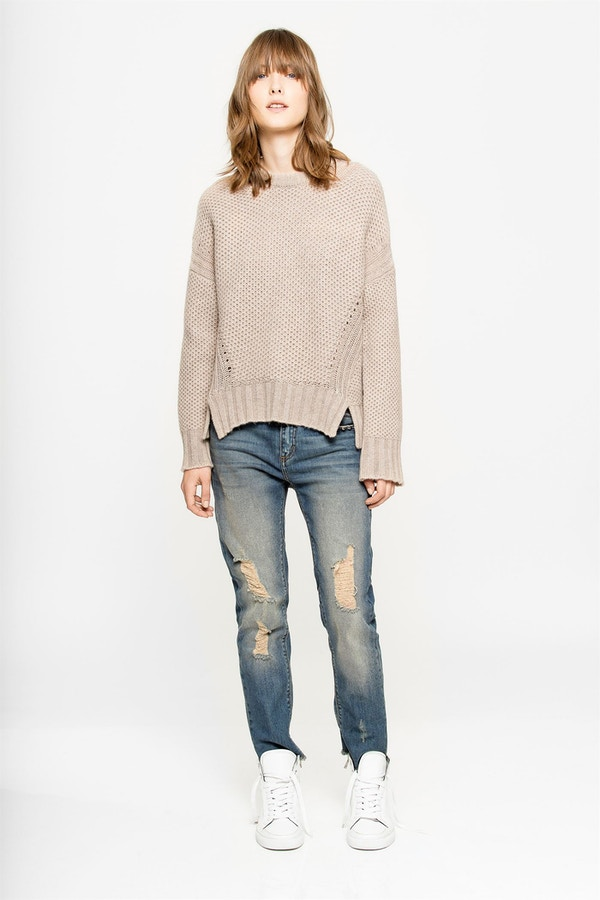 Mark Deluxe Cashmere sweater