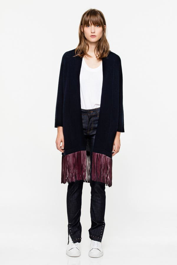 Paloma Deluxe Cashmere cardigan