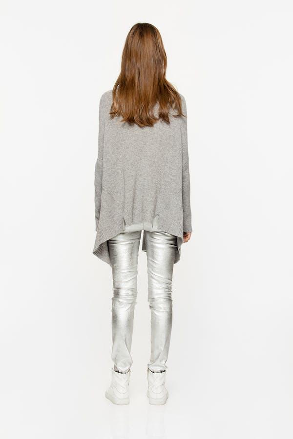 Mystic Lurex Deluxe cashmere cardigan
