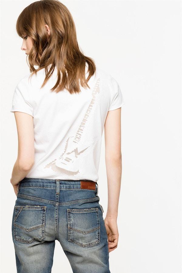 Story Fishnet T-Shirt