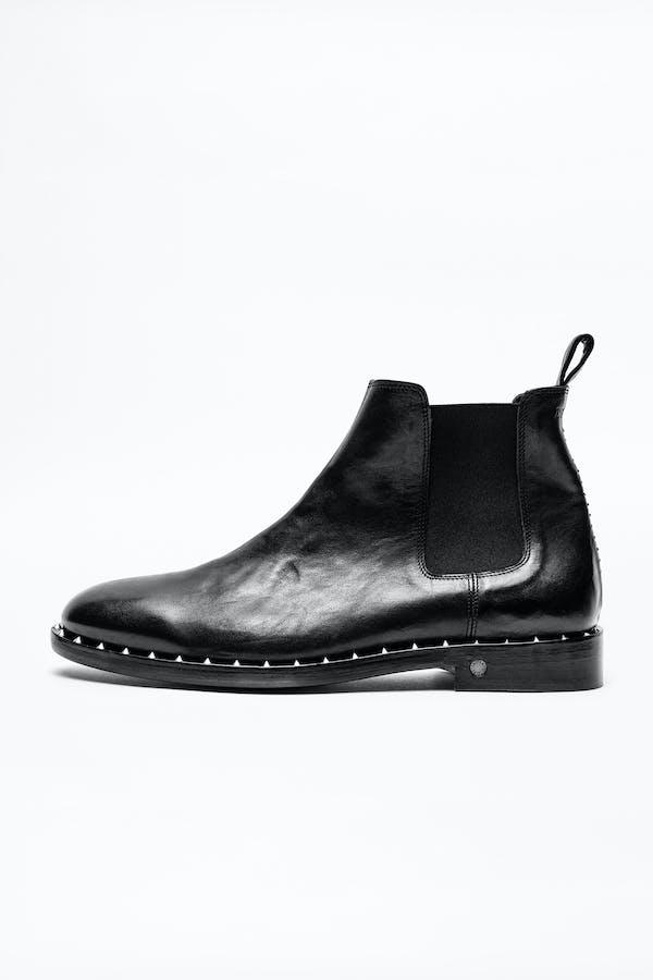Rhodes Spike Boots