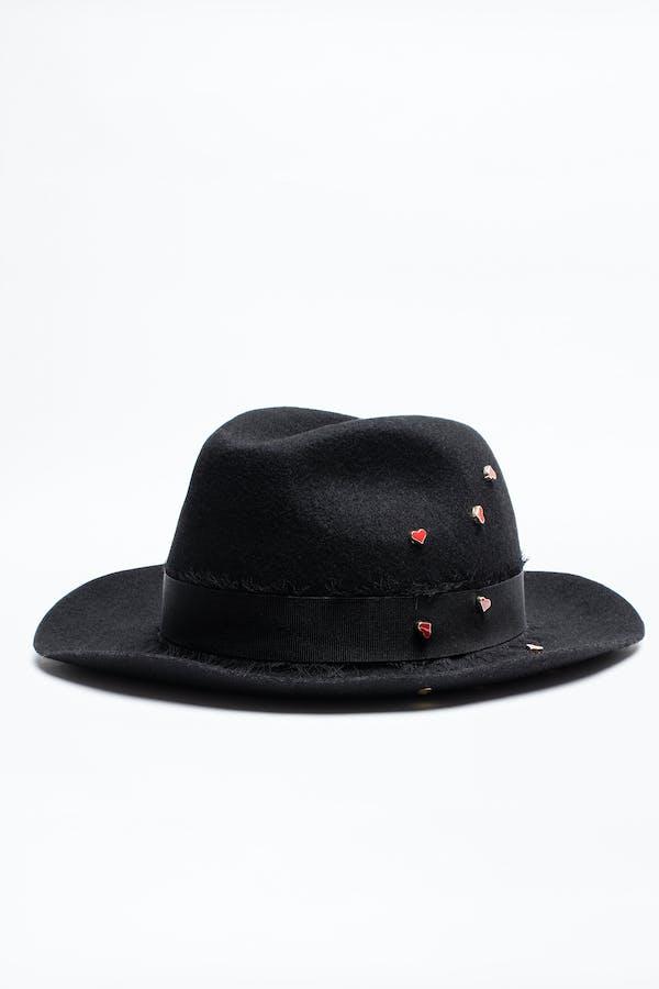 Alabama Coeur Hat