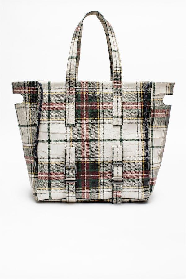 Bianca Check Bag
