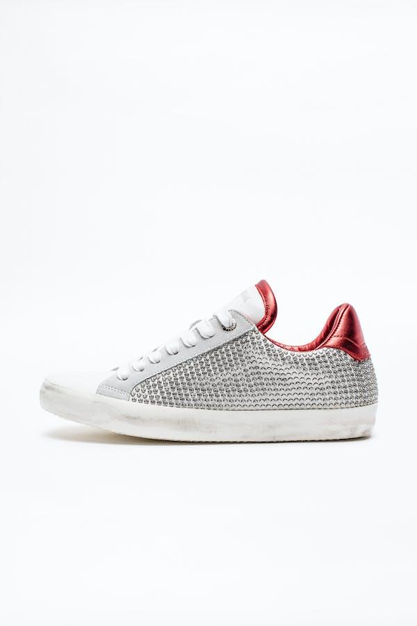 Zadig Sides Studs Sneakers