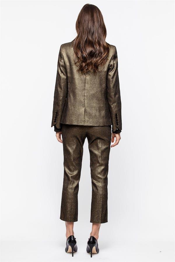 Victor Bronze Jacket