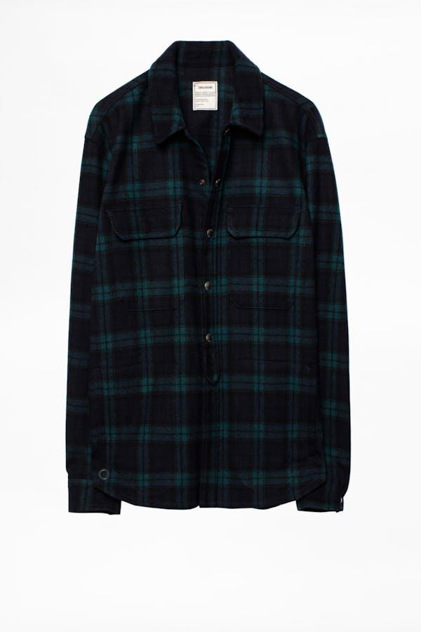 Tacklo Check Coat