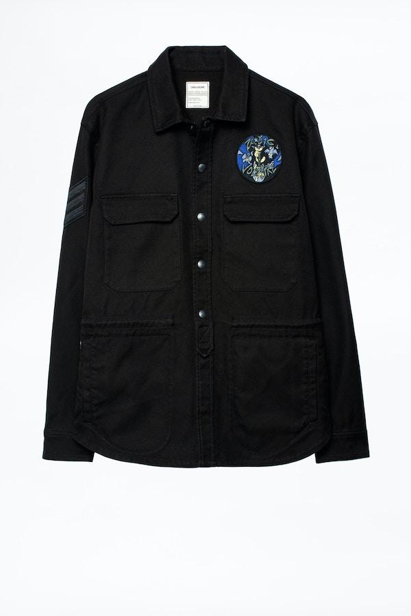 Tacklo Badg Coat